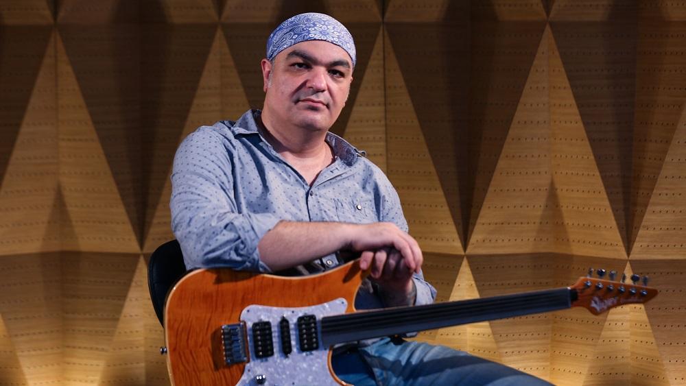 گیتار ۳ (شیوه اختصاصی)-علیرضا اشرفپور